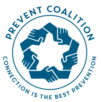 Prevent logo: Connection is the best prevention.