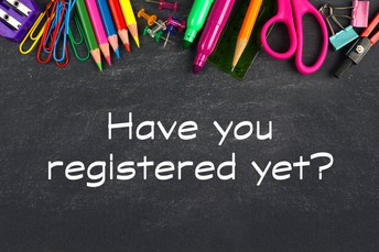 Haven't Registered your Child yet?