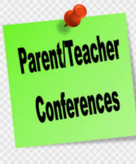 Sign up for Conferences--Thursday, March 18th  2:30-7:00 pm