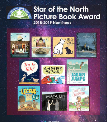 Star of the North Picture Book Nominees