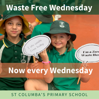 Waste Free Wednesday now every week