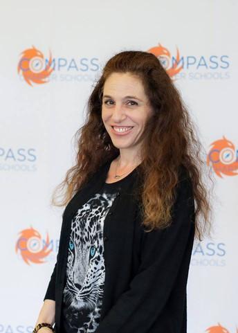 Gabi Golan, Director of Exceptional Scholar Services