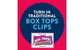 Earn Cash For Our School With BOX TOPS!