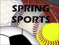 Spring Sports Practices