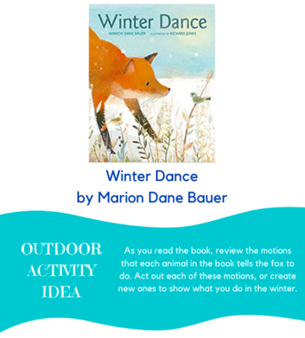 Winter Picture Books and Outdoor Activities