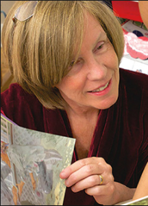 Lucy Calkins Conducting a Student Writing Conference