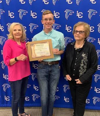 Scholarship Awarded to Matthew George