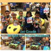 1st Grade Bright Summer Readers