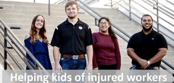 Kids of Injured Workers Scholarship