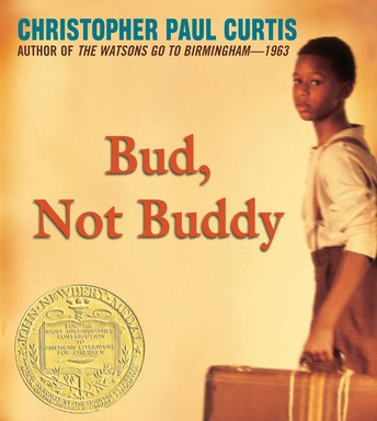Bud Not Buddy by Christopher Paul Curtis