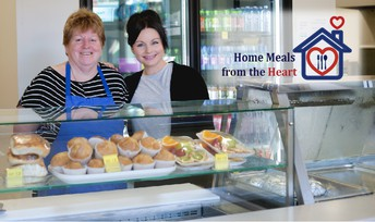 NEW MENU!!! Home Meals from the Heart