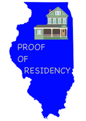 Proof of Residency Reminder