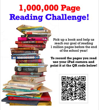 1,000,000 Page Challenge!