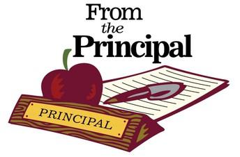 Principal's Reminders
