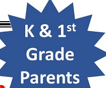 Attention Kindergarten and 1st Grade Parents: Enroll your child today!