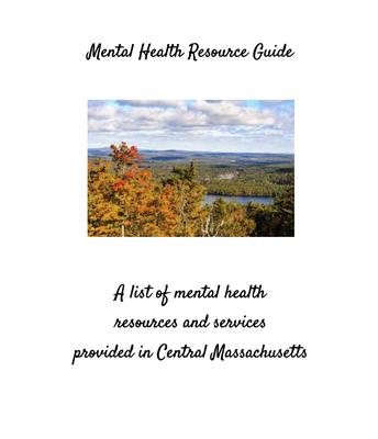 Mental Health Resource Guide