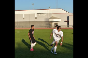 Men's Soccer Scrimmage vs Buckeye and Owl's Go Far in Tournament
