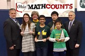 Aviator Mathletes Win State Competition