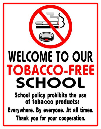 Tobacco and Vaping at School