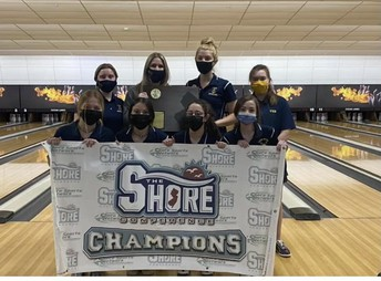 Shore Conference Bowling Champs!