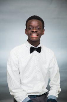 Ahmed D. Yearbook Photo