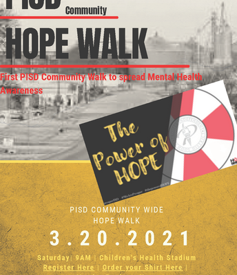 Hope Walk is Coming to Prosper