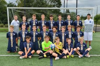 2018 Boys Varsity Soccer