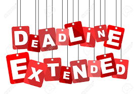 7th Grade Solo Project Deadline Extended to January 18