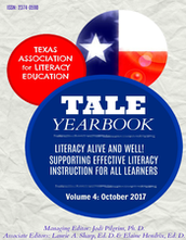Faculty and Students Publish in TALE Yearbook