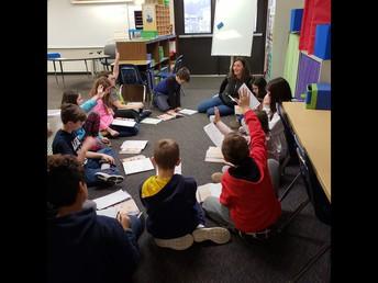 Mrs. Matovski's Reading Circle