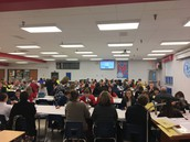 3rd Quarter Academic Breakfast!