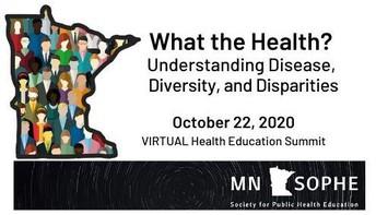 10. What the Health? Understanding Disease, Diversity and Disparities