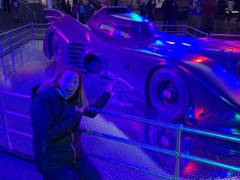 Mrs. Woronka and the Batmobile