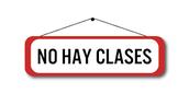 NO HAY ESCUELA