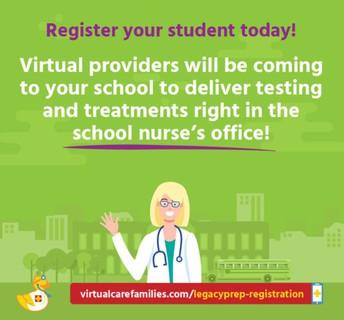 Virtual Care Registration
