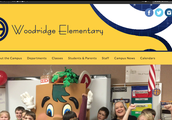 Our class webpage!
