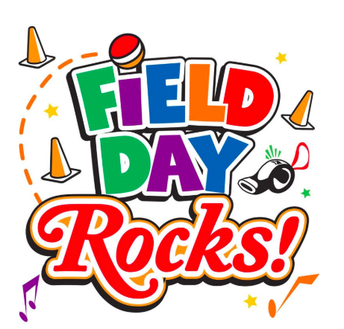 Friday, 5/25  5th-Grade Field Day!