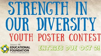 Strength in Diversity Youth Poster Contest