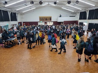 Year 12 Business Market Day
