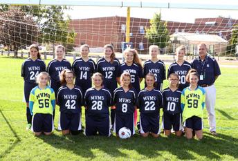 Girls' B Soccer