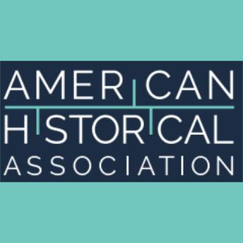 American Historical Association screenshot