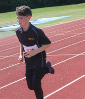 Athletics at Peterborough Arena