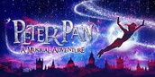 Please attend the Fall Musical, Peter Pan!