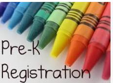Pre-K Registration is Underway