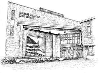 Reading Memorial High School