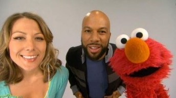 Belly Breathe with Elmo, Colbie, and Common