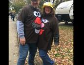 Mr. & Mrs. Potato Head (aka Phillips)