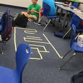 Great looking maze 6th grade!
