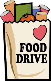 High School Leadership Information and Canned Food Drive