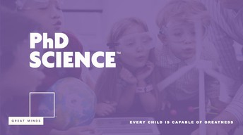 3-5 PD Offerings from Great Minds: PhD Science